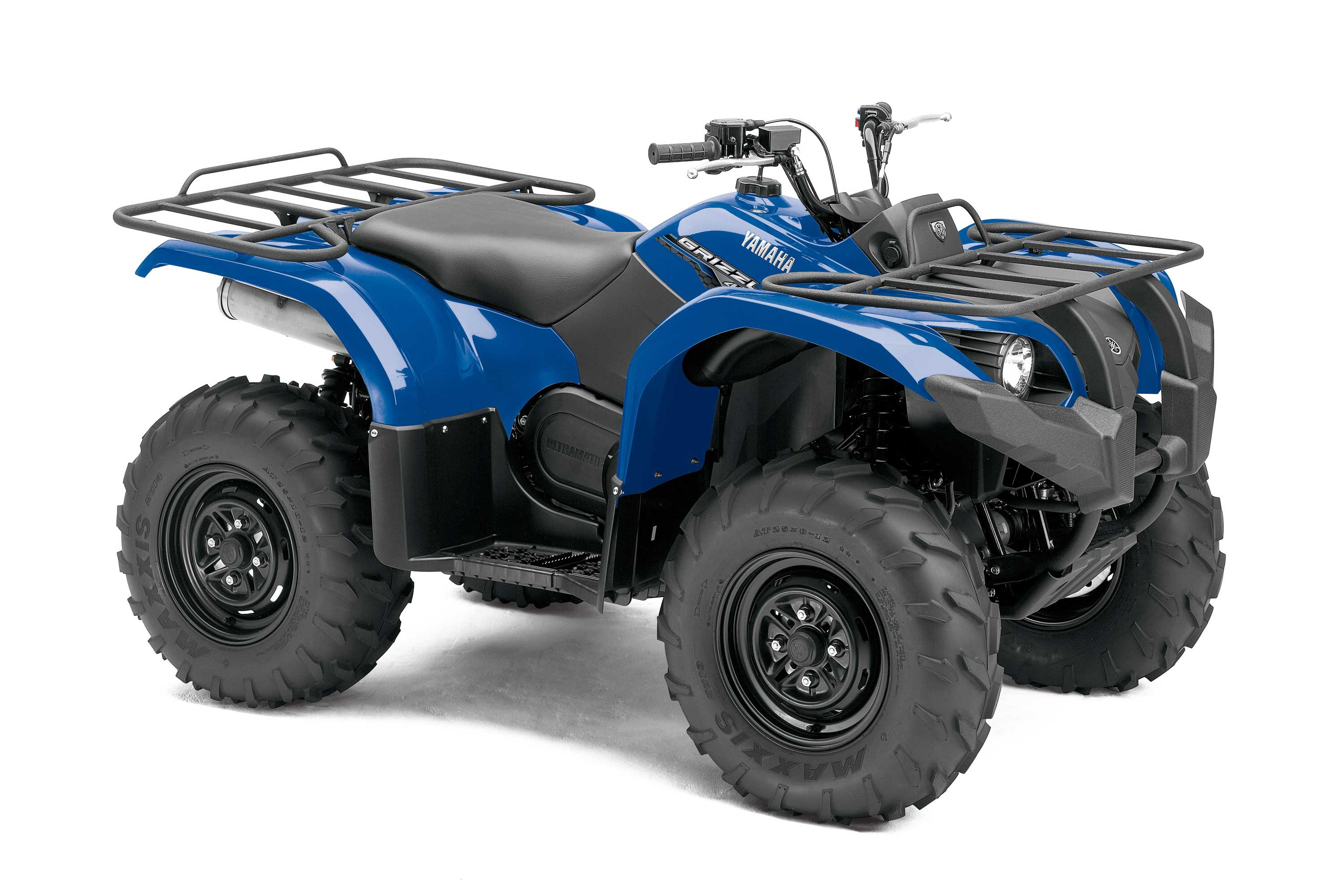 2014 Grizzly 450